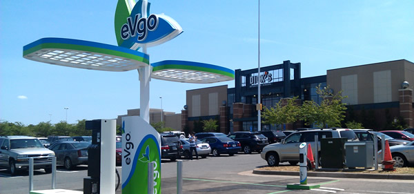 Dc Fast Charging Stations Are Full Speed Ahead In