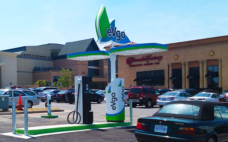 DC Fast Charging Stations