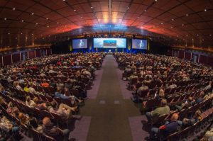 neca annual conference - filled ballroom
