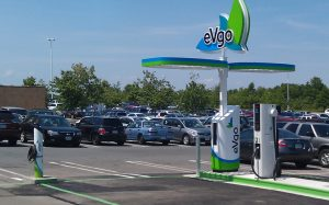 fast charging stations