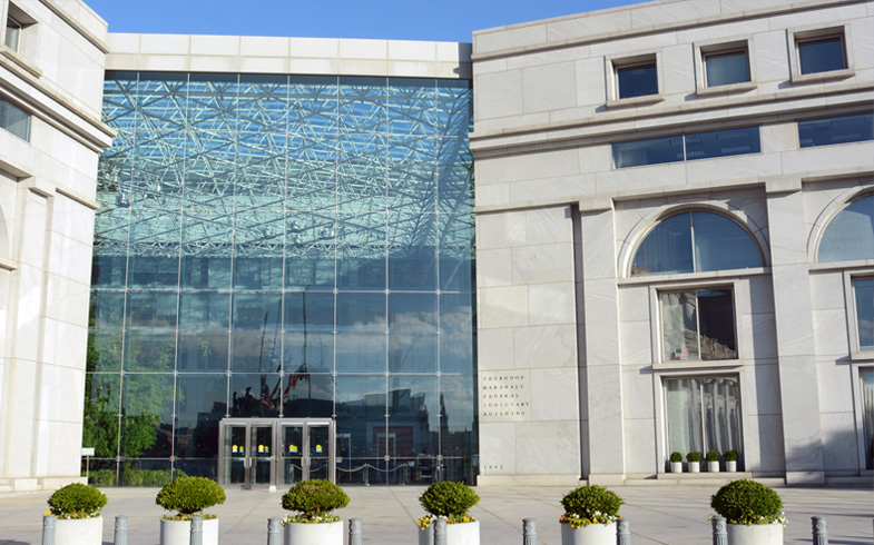 Thurgood Marshall Federal Judiciary Building